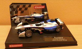 Formula E Andretti (analogico y digital) restreno!