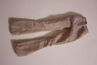 Pantalones originales Barbie Flex - Mattel, 2003