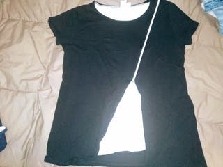 camiseta lactancia