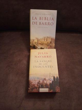 Novelas de Julia Navarro