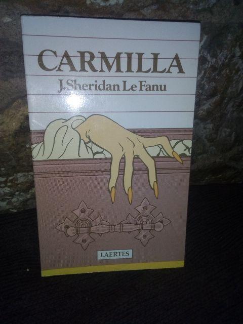 Carmilla - J. Sheridan Le Fanu
