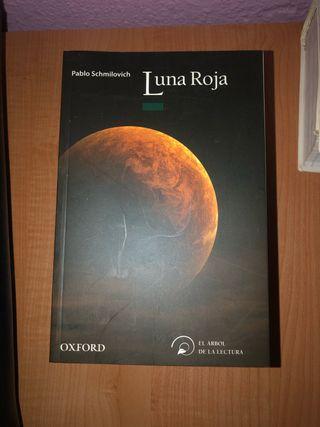 Libro Luna Roja de Pablo Schmilovich