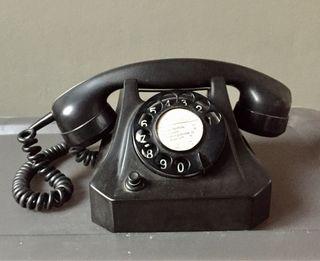 Teléfono sobremesa FUNCIONA