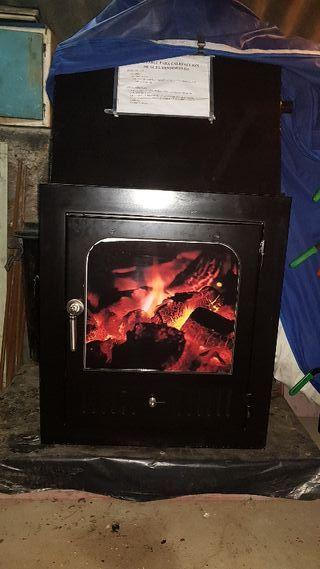 caldera para calefaccion.