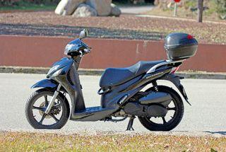 Suzuki sixteen 125 cc