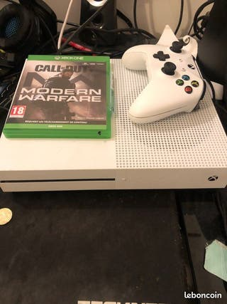 Xbox one 500GB avec modern warfare
