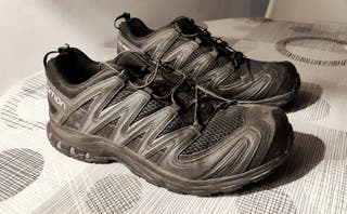 Zapatillas de montaña Salomon XA Pro 3D seminuevas