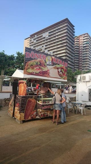 kiosco kebab