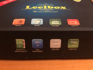 Leelbox Android TV box Q2 mini