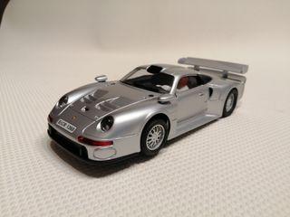 """Porsche 911 GT1 """"NURBURGRING ROAD TEST"""" restreno!"""