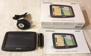 Navegador GPS Tomtom Start 52 de 5 Pulgadas