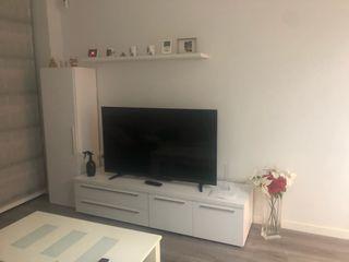 Mueble salón comedor blanco