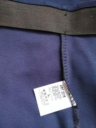 Falda corta elástica Talla L