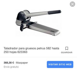 Taladro PETRUS 582
