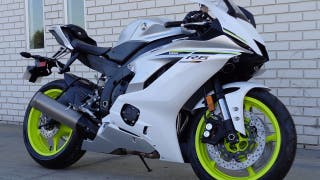 Brand New Yamaha YZF R6 2017