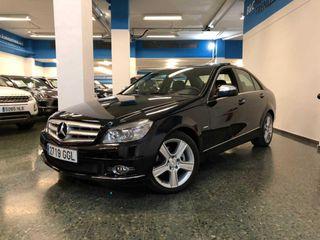 Mercedes Clase C 230i V6 204cv Automático AVANTGARDE **1 SÓLO PROPIETARIO**