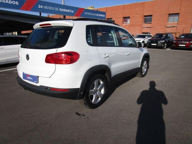 Volkswagen Tiguan Cross 2.0 TDI 140cv Bluemotion Tech 4x2