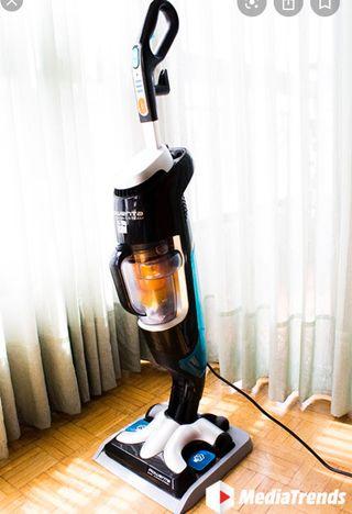 Aspirador fregador a vapor rowenta