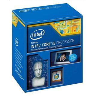 Intel I5 4690K + 16gb + mobo Asrock + cooler