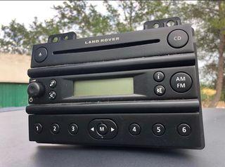 Radio cd doble dim Land Rover Freelander
