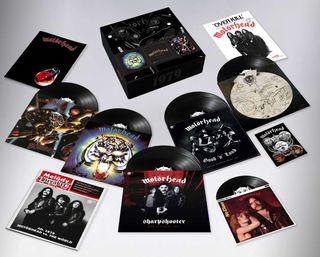 Motörhead - Motörhead 1979 Box Set - LPs