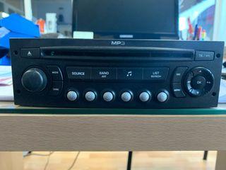 Radio cd Citroen Berlingo