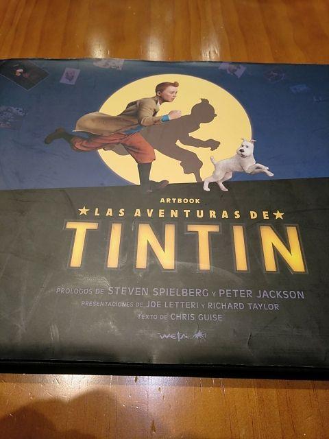 artbook tintin