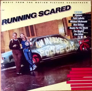 "V/A ""BSO RUNNING SCARED"" LP"