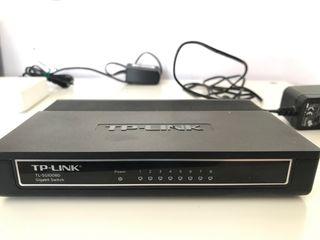 Tp-link Switch 8 puertos gigabit v6.0