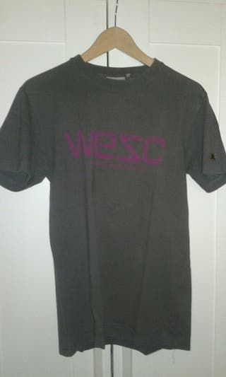 Camiseta chica WESC
