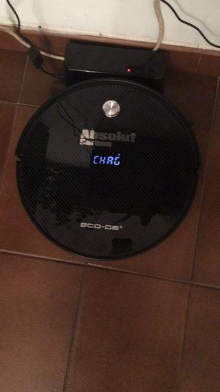 Robot aspirador. Absolut carbón