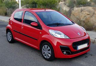 Peugeot 107 2014