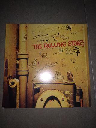 disco de vinilo de THE ROLLING STONES