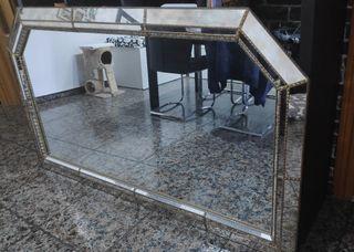 Espejo grande 160X90 cm salón comedor