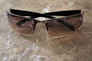 Gafas de Sol Gucci 2000's Marrones Originales