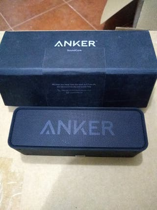 Altavoz portátil Anker Soundcore