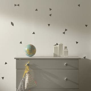 Vinilo Infantil Mini Triangle Black Ferm Living