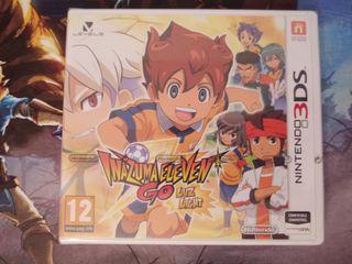 Nintendo 3DS/2DS Inazuma Eleven Go Luz Light