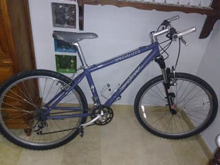 Bicicleta Specialized stump jumper