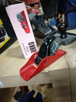 cepillo de carpintero metálico 42 mm 6 a