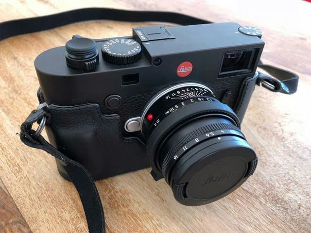 Réflexe Numérique Leica M10