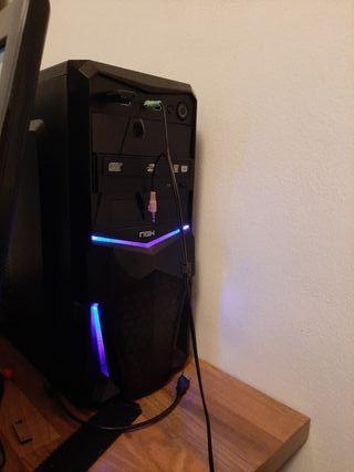 PC con Monitor HP