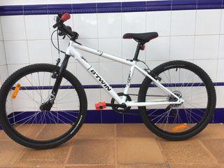 Bicicleta niño BTWIN Rockrider 300
