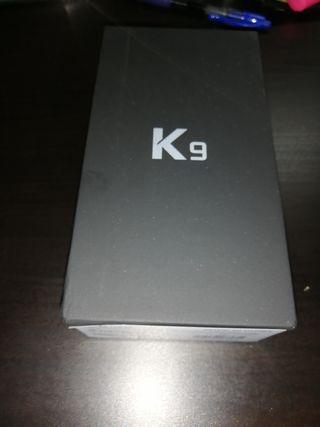 lg k9 nuevo y precintado
