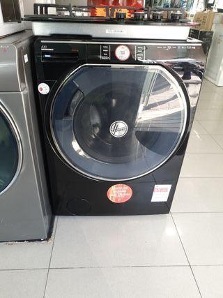 lavadora secadora hovver axi
