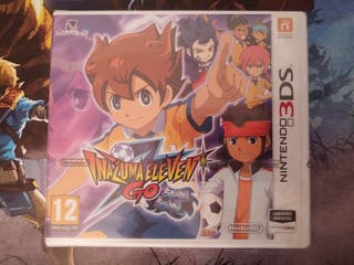 Nintendo 3DS/2DS Inazuma Eleven Go Sombra Shadow