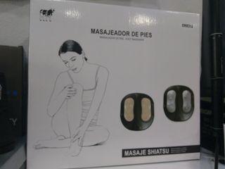 Masajeador de pies masaje shiatsu