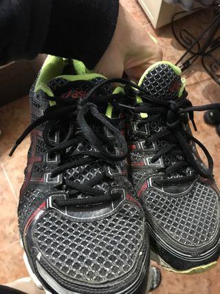 Zapatillas asics de correr
