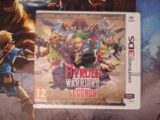 Nintendo 3DS/2DS Hyrule Warriors Legends