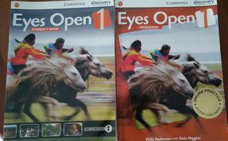 Eyes Open A1 Student's Book y Wordbook de regalo